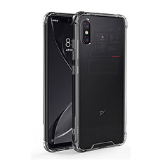 Coque Ultra Fine TPU Souple Transparente T08 pour Xiaomi Mi 8 Pro Global Version Clair