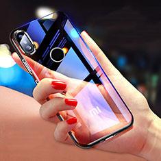 Coque Ultra Fine TPU Souple Transparente T08 pour Xiaomi Mi 8 SE Noir
