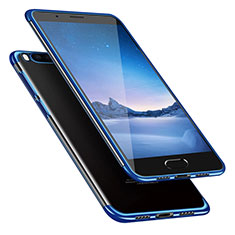 Coque Ultra Fine TPU Souple Transparente T08 pour Xiaomi Mi Note 3 Bleu