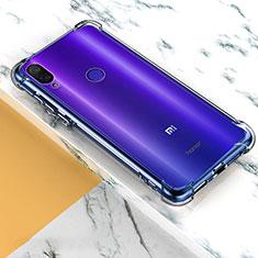 Coque Ultra Fine TPU Souple Transparente T08 pour Xiaomi Mi Play 4G Clair
