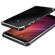 Coque Ultra Fine TPU Souple Transparente T08 pour Xiaomi Redmi Note 4X High Edition Clair