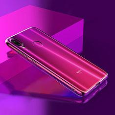 Coque Ultra Fine TPU Souple Transparente T08 pour Xiaomi Redmi Note 7 Clair