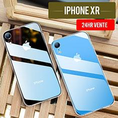 Coque Ultra Fine TPU Souple Transparente T09 pour Apple iPhone XR Clair