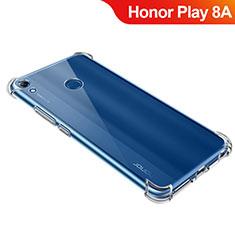 Coque Ultra Fine TPU Souple Transparente T09 pour Huawei Honor Play 8A Clair
