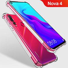 Coque Ultra Fine TPU Souple Transparente T09 pour Huawei Nova 4 Clair