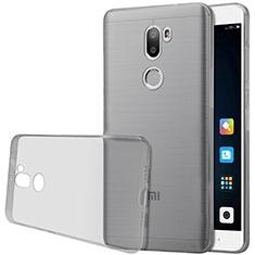 Coque Ultra Fine TPU Souple Transparente T09 pour Xiaomi Mi 5S Plus Gris