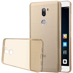 Coque Ultra Fine TPU Souple Transparente T09 pour Xiaomi Mi 5S Plus Or