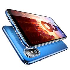 Coque Ultra Fine TPU Souple Transparente T09 pour Xiaomi Mi 8 Clair