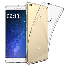Coque Ultra Fine TPU Souple Transparente T09 pour Xiaomi Mi Max 2 Clair