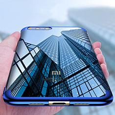 Coque Ultra Fine TPU Souple Transparente T09 pour Xiaomi Mi Note 3 Bleu