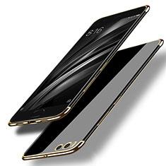 Coque Ultra Fine TPU Souple Transparente T10 pour Xiaomi Mi 6 Or
