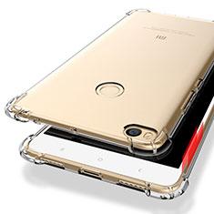 Coque Ultra Fine TPU Souple Transparente T10 pour Xiaomi Mi Max 2 Clair