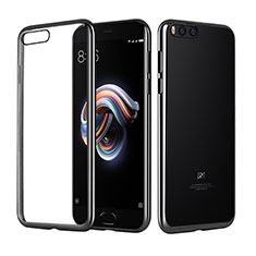 Coque Ultra Fine TPU Souple Transparente T10 pour Xiaomi Mi Note 3 Noir