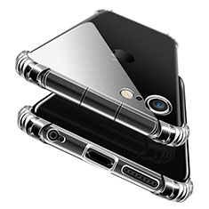 Coque Ultra Fine TPU Souple Transparente T11 pour Apple iPhone 6 Plus Bleu
