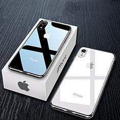 Coque Ultra Fine TPU Souple Transparente T11 pour Apple iPhone XR Clair