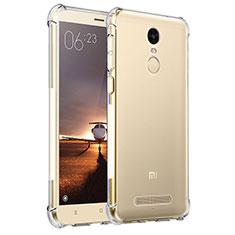 Coque Ultra Fine TPU Souple Transparente T11 pour Xiaomi Redmi Note 3 MediaTek Clair