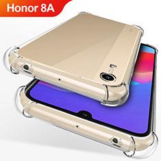 Coque Ultra Fine TPU Souple Transparente T12 pour Huawei Honor 8A Clair
