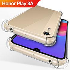 Coque Ultra Fine TPU Souple Transparente T12 pour Huawei Honor Play 8A Clair