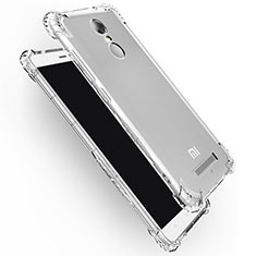 Coque Ultra Fine TPU Souple Transparente T12 pour Xiaomi Redmi Note 3 Clair