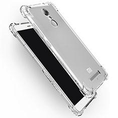 Coque Ultra Fine TPU Souple Transparente T12 pour Xiaomi Redmi Note 3 MediaTek Clair