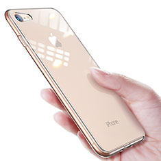 Coque Ultra Fine TPU Souple Transparente T14 pour Apple iPhone 8 Clair