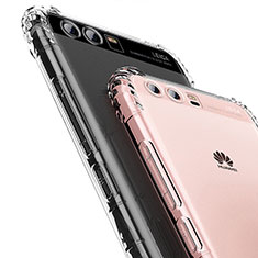 Coque Ultra Fine TPU Souple Transparente T14 pour Huawei Honor 9 Premium Clair