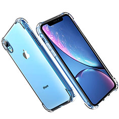 Coque Ultra Fine TPU Souple Transparente T16 pour Apple iPhone XR Clair