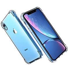 Coque Ultra Fine TPU Souple Transparente T16 pour Apple iPhone XR Clair