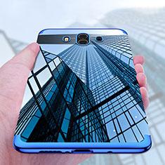 Coque Ultra Fine TPU Souple Transparente T17 pour Huawei Mate 10 Bleu
