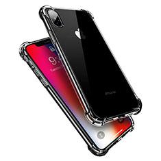 Coque Ultra Fine TPU Souple Transparente V10 pour Apple iPhone Xs Max Clair