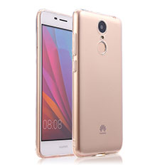 Coque Ultra Fine Transparente Souple Degrade pour Huawei Enjoy 6 Blanc