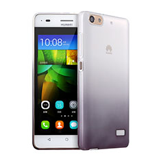 Coque Ultra Fine Transparente Souple Degrade pour Huawei Honor 4C Gris
