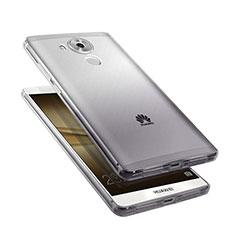 Coque Ultra Fine Transparente Souple Degrade pour Huawei Mate 8 Gris