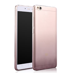 Coque Ultra Fine Transparente Souple Degrade pour Xiaomi Mi 5C Gris
