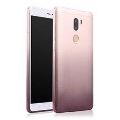 Coque Ultra Fine Transparente Souple Degrade pour Xiaomi Mi 5S Plus Gris