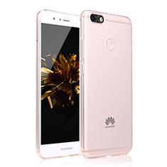 Coque Ultra Fine Transparente Souple Housse Etui Degrade pour Huawei Enjoy 7 Clair