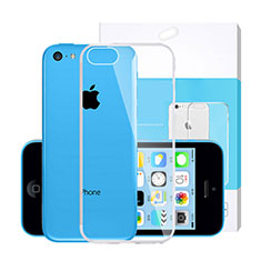 Coque Ultra Slim Silicone Gel Souple Transparente pour Apple iPhone 5C Clair