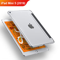 Coque Ultra Slim Silicone Souple Transparente pour Apple iPad Mini 5 (2019) Clair