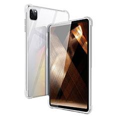 Coque Ultra Slim Silicone Souple Transparente pour Apple iPad Pro 12.9 (2020) Clair
