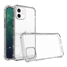 Coque Ultra Slim Silicone Souple Transparente pour Apple iPhone 12 Clair