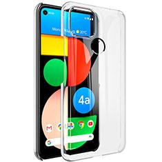 Coque Ultra Slim Silicone Souple Transparente pour Google Pixel 5 XL 5G Clair