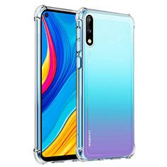 Coque Ultra Slim Silicone Souple Transparente pour Huawei Enjoy 10 Clair