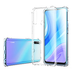 Coque Ultra Slim Silicone Souple Transparente pour Huawei Enjoy 10 Plus Clair
