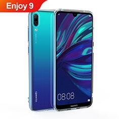Coque Ultra Slim Silicone Souple Transparente pour Huawei Enjoy 9 Clair