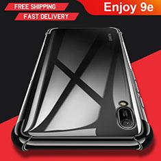 Coque Ultra Slim Silicone Souple Transparente pour Huawei Enjoy 9e Clair