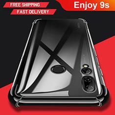 Coque Ultra Slim Silicone Souple Transparente pour Huawei Enjoy 9s Clair