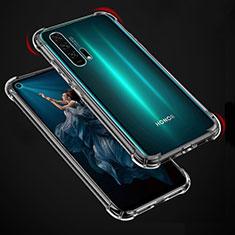 Coque Ultra Slim Silicone Souple Transparente pour Huawei Honor 20 Pro Clair