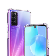 Coque Ultra Slim Silicone Souple Transparente pour Huawei Honor 30 Lite 5G Clair