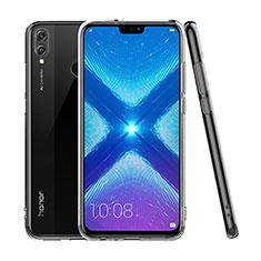 Coque Ultra Slim Silicone Souple Transparente pour Huawei Honor 8X Clair
