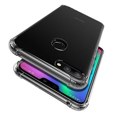 Coque Ultra Slim Silicone Souple Transparente pour Huawei Honor 9i Clair